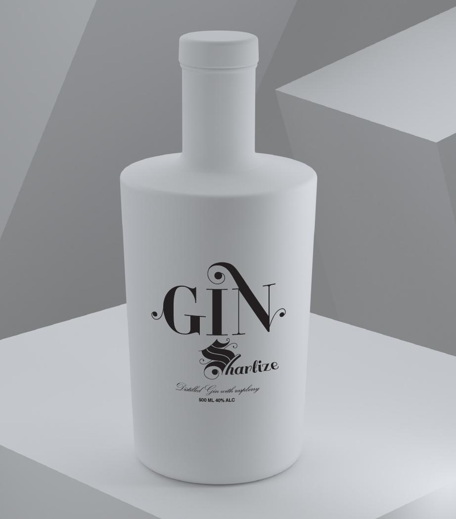 Gin Sharlize