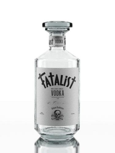 Дизайн Водки Fatalist